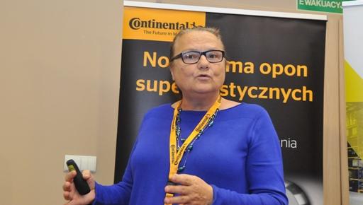 Dr Barbara Krzyśków