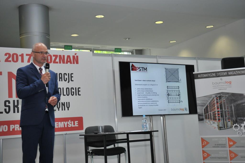 Marcin Kozłowski, ekspert PSTM