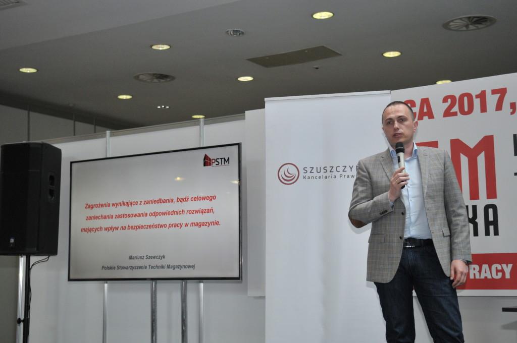Mariusz Szewczyk, ekspert PSTM