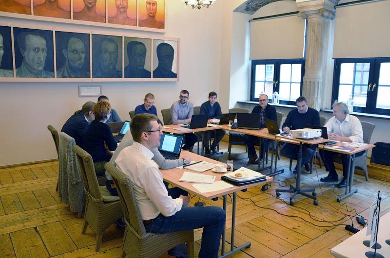Spotkanie grupy roboczej  FEM Racking & Shelving w Polsce